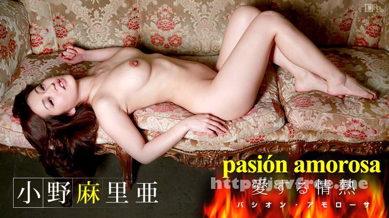 カリビアンコム 062914-632 小野麻里亜 パシオン・アモローサ 〜愛する情熱 3〜