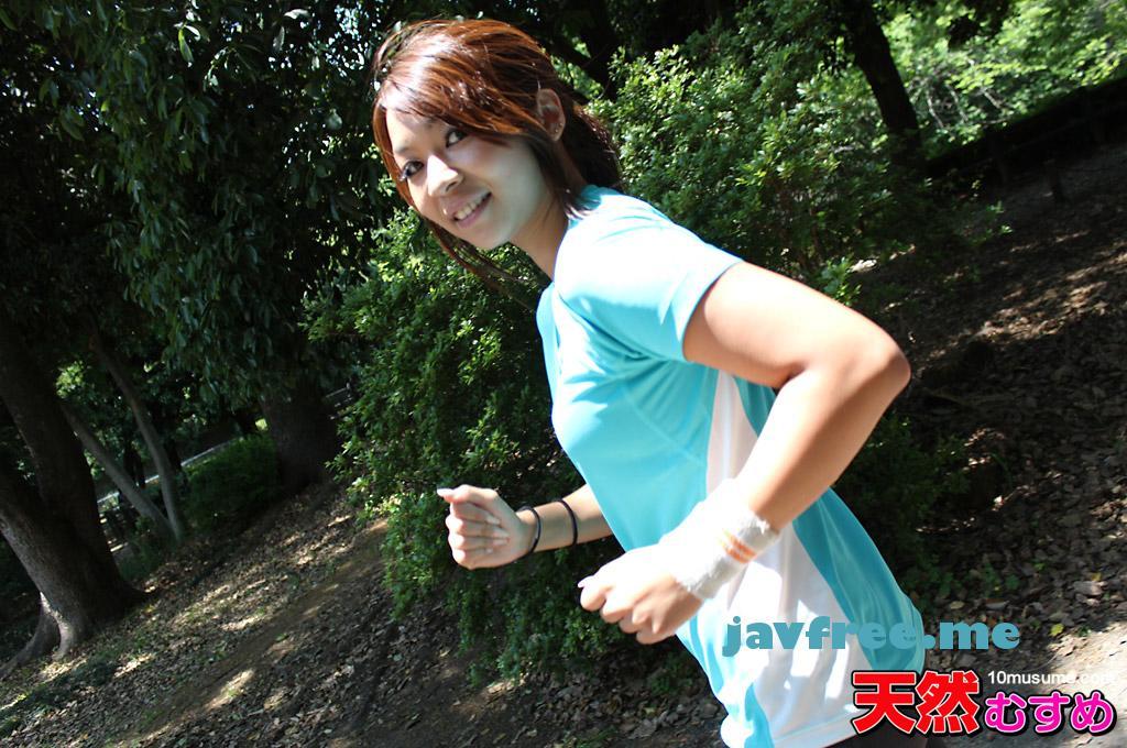 10musume 080912_01 スポーツ大好きな娘はセックササイズもお好き